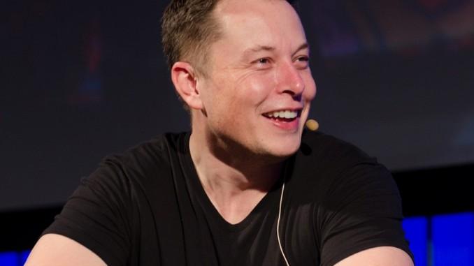 Elon Musk will Tesla und Solarcity zusammenführen. © spothits/Auto-Medienportal.Net/Wikipedia