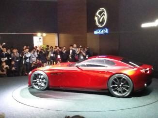 Mazda RX-Vision bekommt weiteren Designpreis. © spothits/Auto-Medienportal.Net