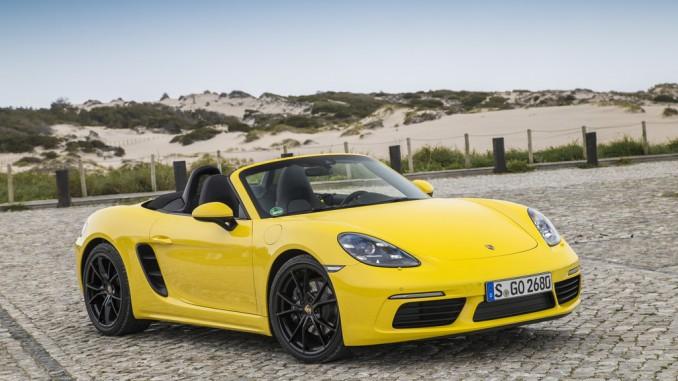 Alle zweitürigen Porsche-Sportwagen entstehen in Zuffenhausen. © spothits/Porsche
