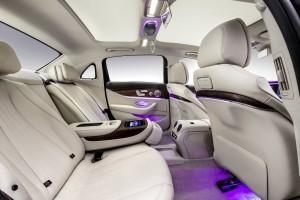 Mercedes-Benz startet Produktion der langen E-Klasse in China. © spothits/Daimler