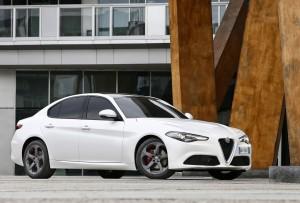 Weltpremiere in der Giulia: Bremssystem MK C1 von Continental. © spothits/Hersteller