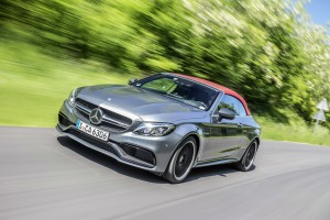 Mercedes-Benz C-Klasse Cabrio: Nicht nur zur Sommerszeit. © spothits/Hersteller