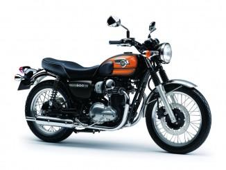 Kawasaki schickt die W 800 in Rente. © spothits/Kawasaki W 800