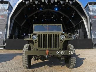 75 Jahre Jeep: Die tolle Kiste. © spothits/Jeep
