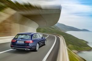 Mercedes-Benz E-Klasse T-Modell: Starke Platzverhältnisse. © spothits/Meiners
