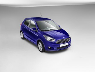 Ford Ka+: Der Bonsai-Fiesta. © spothits/Ford