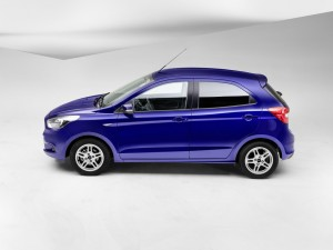 Ford Ka+: Der Bonsai-Fiesta. © spothits/Ford