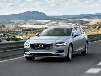 Vorstellung Volvo S90 und V90: Willkommen im Club! . © spothits/Hersteller