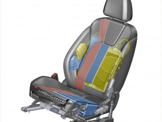 Opel Ergonomie-Tour: Sitz passt, wackelt nicht und hat Luft. © spothits/Opel
