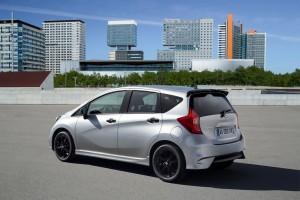Nissan bringt Note Black Edition. © spothits/Nissan