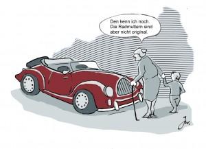 Ratgeber: Oldtimerkauf. © spothits/Goslar Institut
