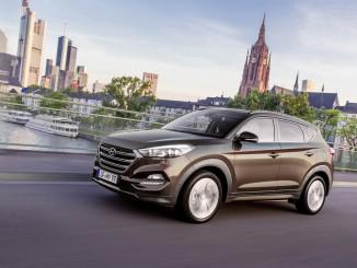 Hyundai bringt Tucson-Sondermodell Advantage. © spothits/Hyundai