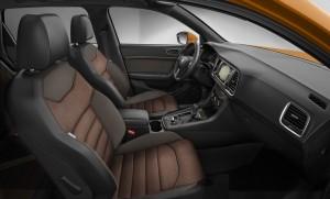 Seat Ateca: Eine angenehme Bekanntschaft. © spothits/Hersteller