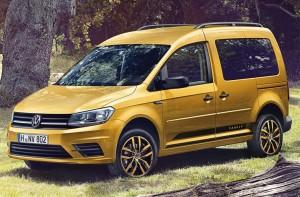 Volkswagen bringt Caddy Family. © spothits/Volkswagen Nutzfahrzeuge