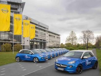 Opel und Wrigley kooperieren. © spothits/Opel