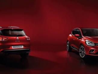 Renault überarbeitet Clio. © spothits/Renault