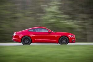 Ford Mustang GT: Von wegen Pony. © spothits/Ford