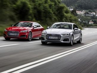 Audi A5: Mehr als schön. © spothits/Audi