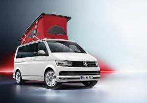 Volkswagen bringt California-Sondermodelle. © spothits/Volkswagen Nutzfahrzeuge