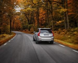 Noch mehr Kraft für den Volvo XC90 T8. © spothits/Volvo