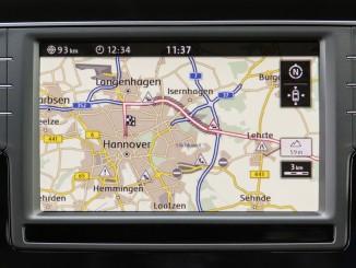 VW mit selbstlernender Navigation. © spothits/Volkswagen