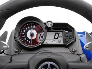 Yamaha YXZ 1000 R mit Schaltwippen. © spothits/Yamaha