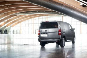 Toyota Proace beginnt bei 20 900 Euro. © spothits/Toyota