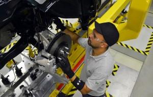 Jaguar Land Rover eröffnet erstes Werk in Übersee. © spothits/Jaguar Land Rover