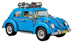 1167 Legoteile ergeben einen kultigen Käfer © spothits/Lego