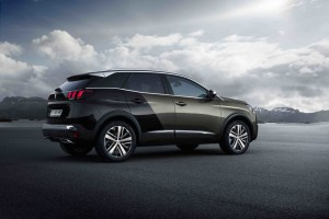 Peugeot 3008: GT ist Top of the Line. © spothits/Peugeot