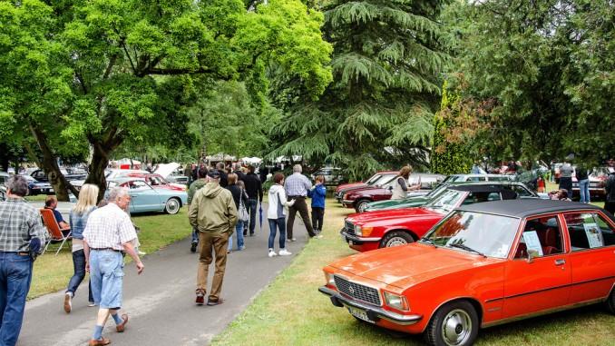 Klassikertreffen: Opel erwartet 3000 Fahrzeuge. © spothits/Opel
