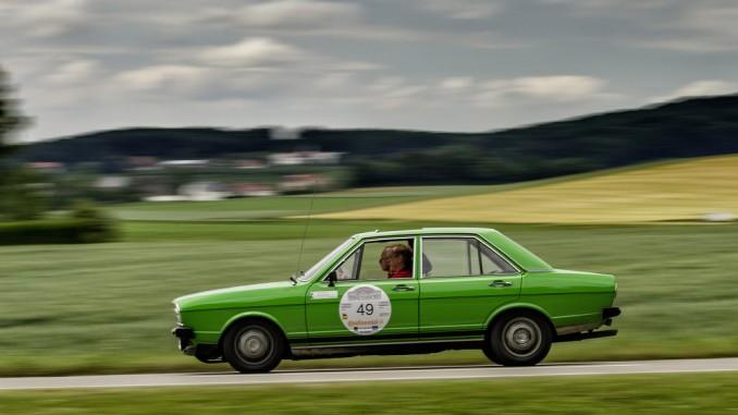 Audi ist Hauptsponsor der Donau Classic. © spothits/Audi
