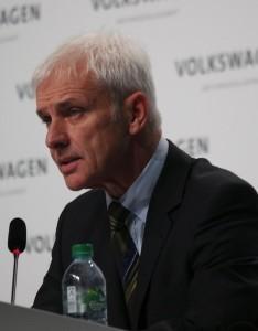 Zukunftsstrategie 2025: VW will Mobilität neu definieren. © spothits/Auto-Medienportal.Net (Archivbild)