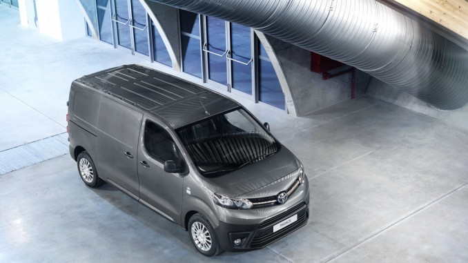 Toyota führt Telematiksystem ein. © spothits/Toyota