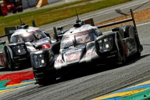 Le Mans 2016: Porsche glücklich – Toyota enttäuscht. © spothits/Hersteller