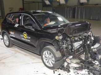 Euro NCAP: Dreimal Topnoten. © spothits/Euro NCAP