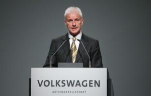 JHV 2016: Matthias Müller elektrifiziert Volkswagen. © spothits/Volkswagen