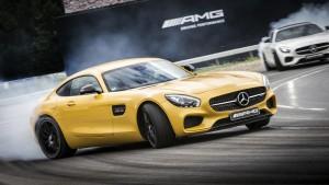 Premiere des Mercedes-AMG GT R: Überflieger. © spothits/Daimler