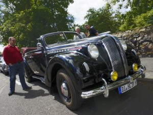 Klassikertreffen an den Opelvillen lockt über 30 000 Besucher nach Rüsselsheim. © spothits/Opel