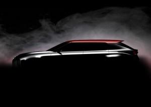 Paris: 2016: Mitsubishi Ground Tourer Concept feiert Weltpremiere. © spothits/Mitsubishi