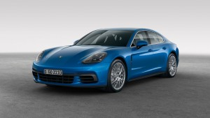 Premiere Porsche Panamera: Allrad für alle. © spothits/Busse