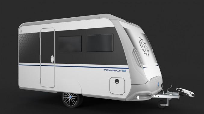 Caravan-Salon 2016: Knaus mit neuem Leichtbaukonzept. © spothits/Knaus