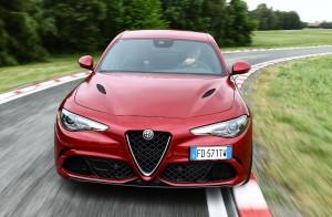 Alfa Romeo Giulia Super Diesel 2.2-Liter mit 180 PS. © spothits/Alfa Romeo