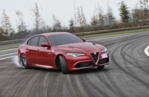 Alfa Romeo Giulia Quadrifoglio: Des Teufels junge Braut. © spothits/Alfa Romeo