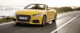 Test Audi TT Cabrio. © spothits/Audi