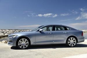 Händler-Premiere für den großen Volvo S90. © spothits/Hersteller