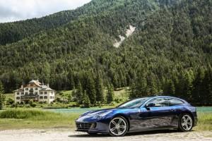 Ferrari GTC4 Lusso: Für die glückliche Familie. © spothits/Hersteller