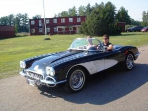 Größtes US-Oldtimer-Treffen der Welt: American Way of Drive in Schweden. © spothits/Hans-Robert Richarz
