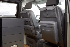 Volkswagen T6 von Custom-Bus: Business mobil. © spothits/Gerhard Prien