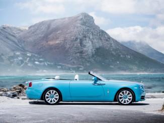 """Rolls-Royce Dawn als """"Best of Best"""" ausgezeichnet. © spothits/Hersteller"""
